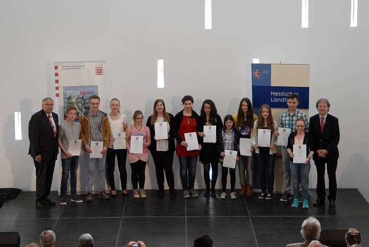 Schülerwettbewerb 2015