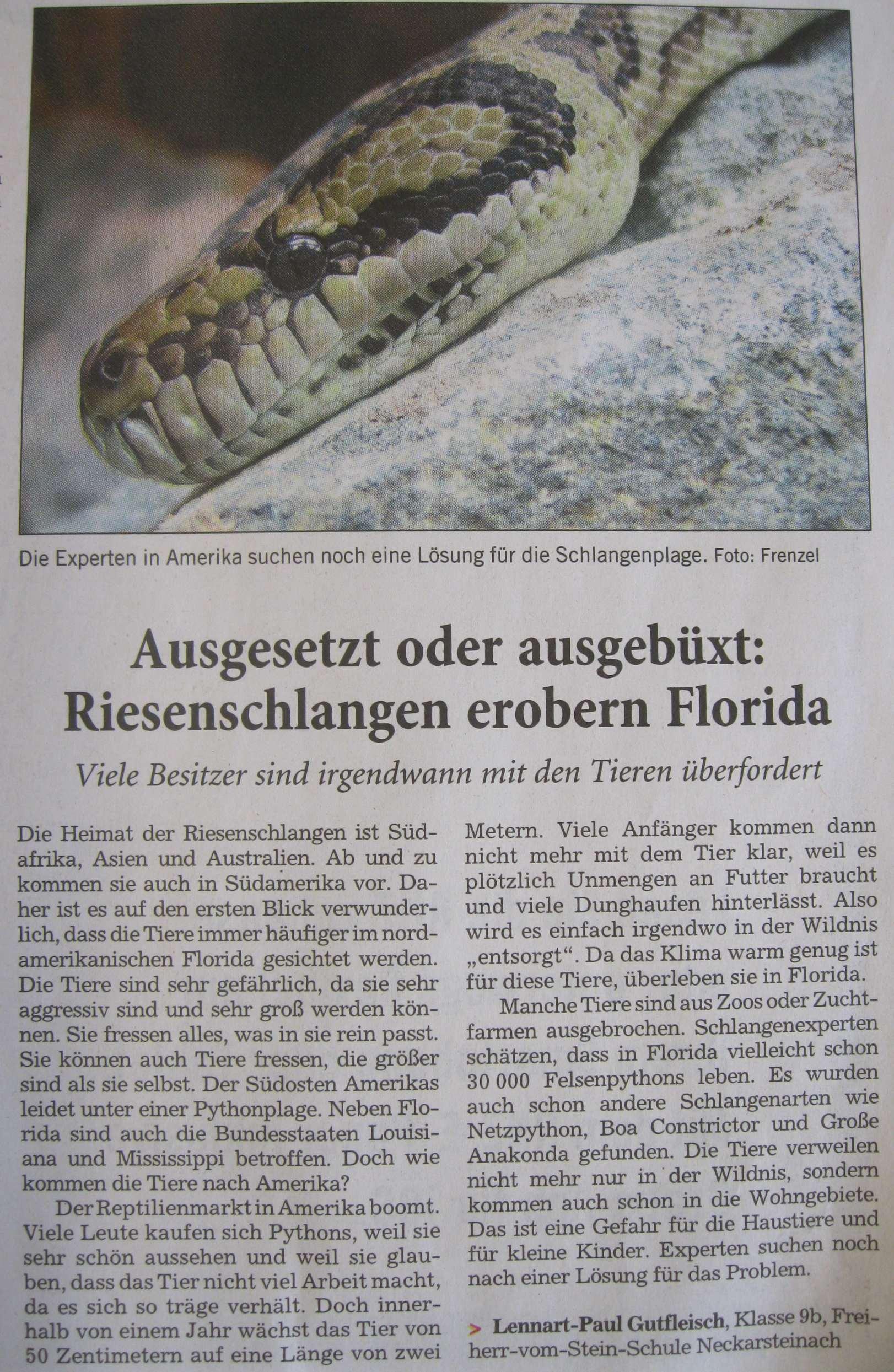 Zeitungsflirt-Lennart