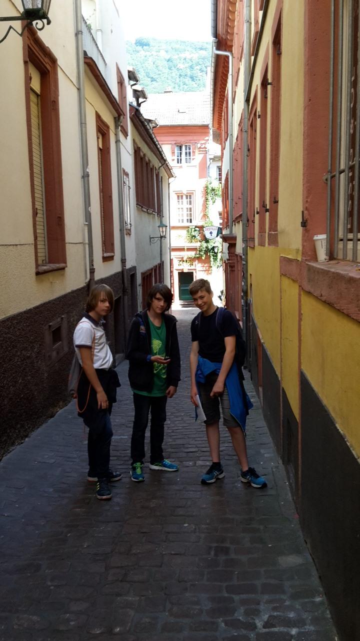 geocachen in Heidelberg 2